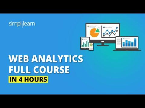 Web Analytics Full Course | Web Analytics In Digital Marketing | Web Analytics Tutorial |Simplilearn