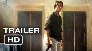 Mission Impossible 4 - Ghost Protocol - Official Trailer 2 [HD]
