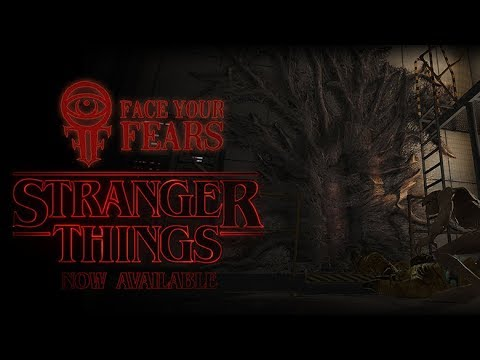 Face Your Fears: Stranger Things
