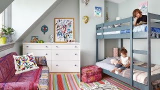 Interior Design — How To Design A Shared Kids' Bedroom
