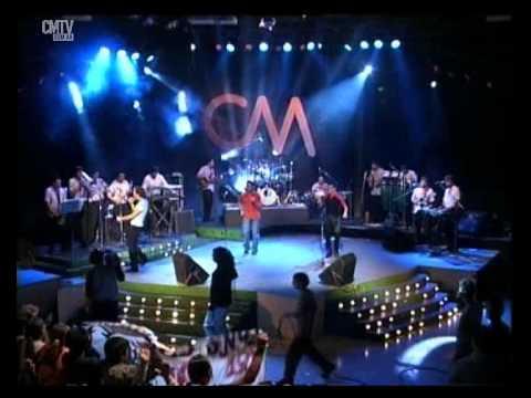 Banda XXI video Más que amiga - CM Vivo 2003