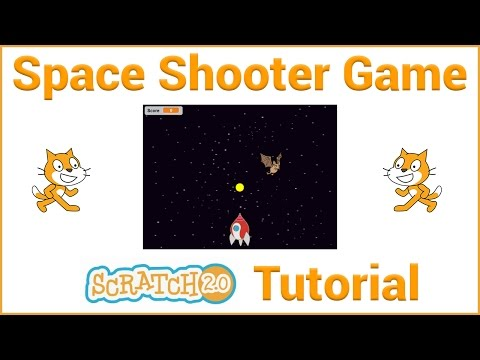 Scratch Tutorial – Space Shooter