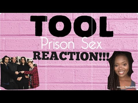 Tool- Prison Sex REACTION!!! Girl Reacts To Metal