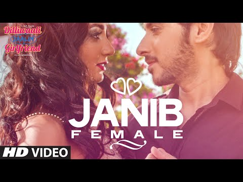 Janib Female 28Dilliwaali Zaalim Girlfriend 29  Sunidhi Chauhan