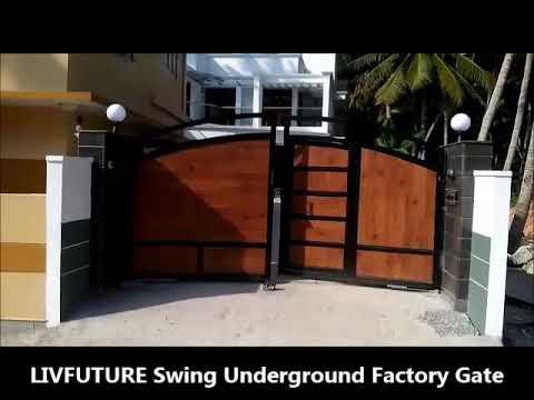 Underground Swing Gate Motor