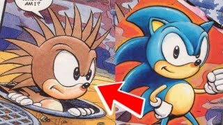 The Origin of Sonic The Hedgehog - Full Scene
