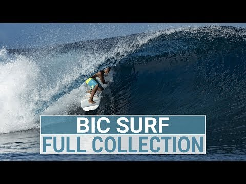 BIC Surfboard Collection – 2017