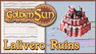 """New Arrangement: """"Lalivero Ruins"""" from Golden Sun (2001)"""