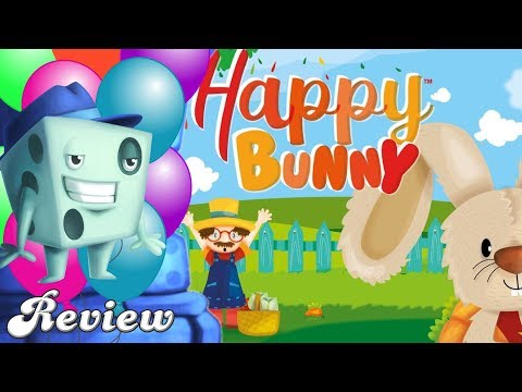 Happy Bunny Review - with Tom Vasel