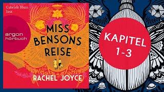 Rachel Joyce: Miss Bensons Reise (Kapitel 1-3)