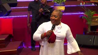 POWERFUL DELIVERANCE FROM THE SPIRIT HUSBAND, CONFUSION & STAGNANCY || PROPHETESS MATTIE NOTTAGE