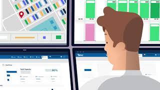 PINC Yard Management System video