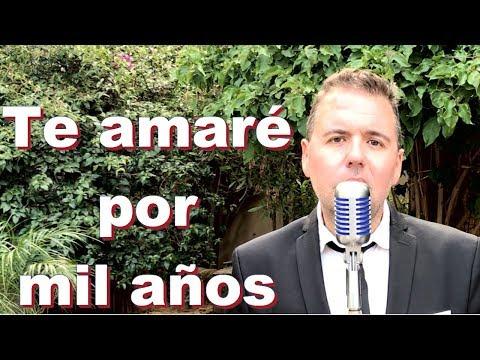 Te Amaré Por Mil Años (A Thousand Years) - Christina Perri (Piano Cover)