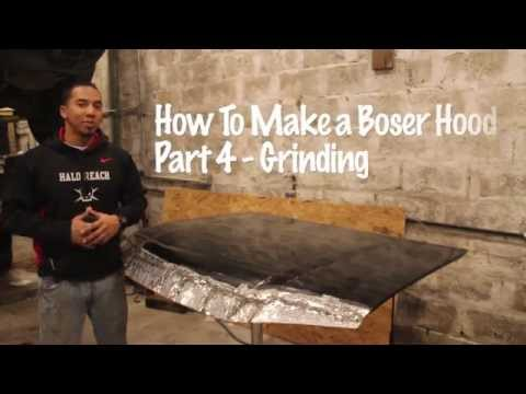 How to Make a Boser Hood (Part - 4)