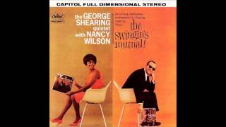 """Nancy Wilson(feat. George Shearing Quintet) - """"The Nearness of You"""""""