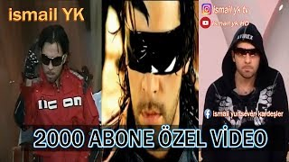2000 ABONE ÖZEL VİDEO   Ismail YK   Dance Show   2018   HD