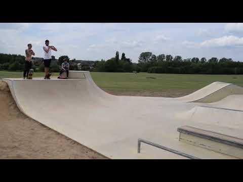 South Elmsall Skatepark - First Look - 2019