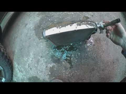 Замена радиатора печки нива 21214