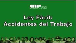 Ley Fácil – Accidentes del Trabajo Chile