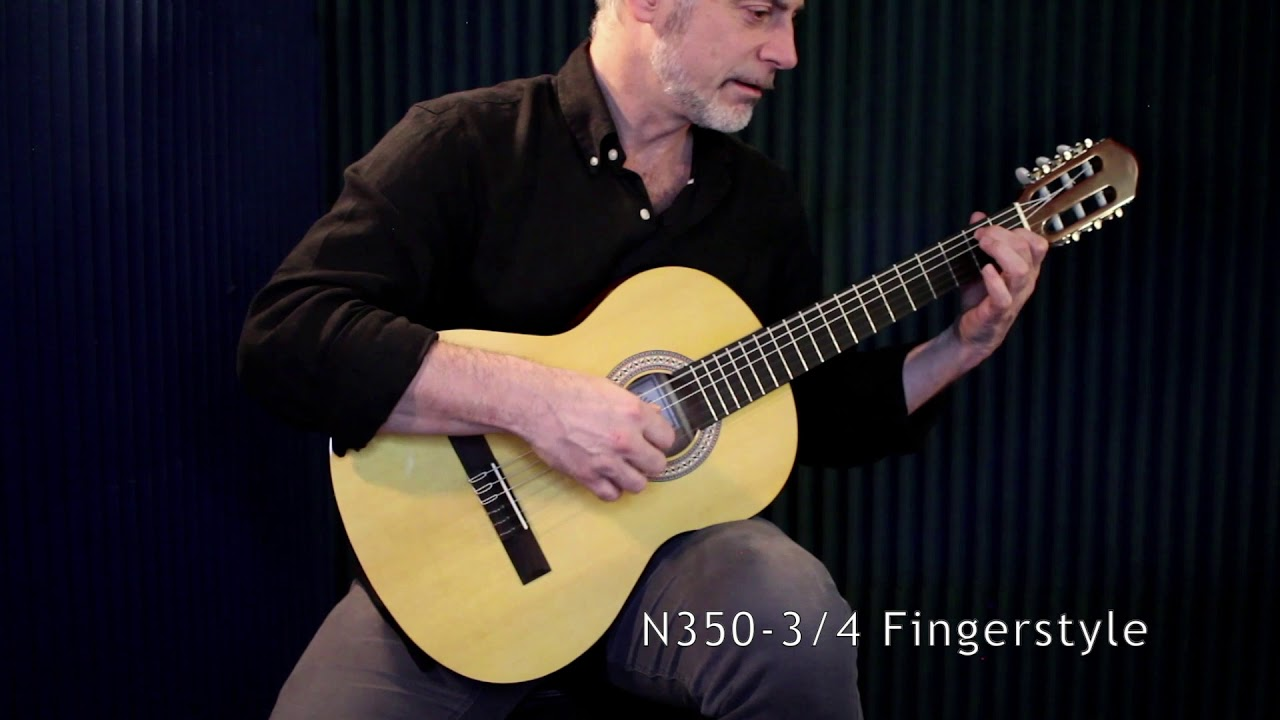 N350-3/4 Sound Clip: Fingerstyle