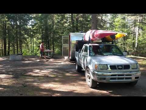 Video Of Pigeon Bridge State Forest Campground, MI