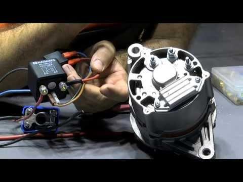Mi BricoTeca, Brico 110, instalación batería auxiliar con dos relés
