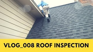 Vlog 8 - The Importance of Getting on a Roof