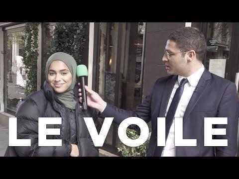 LORIS – Nošení muslimského šátku ve Francii