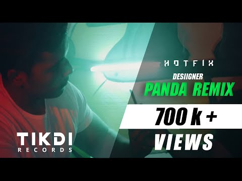 GAANJA | New Hindi Rap 2018 | HOTFIX | CANFUSE | WEED ANTHEM | DESIIGNER PANDA
