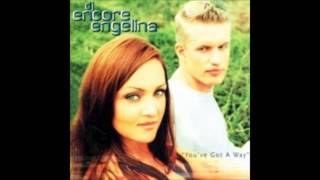 Dj Encore feat. Engelina - Contradictions (You've Got A Way)