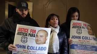 j4j- Justice 4 John Collado. 2015