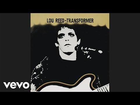 Lou Reed - Hangin' 'Round (audio)