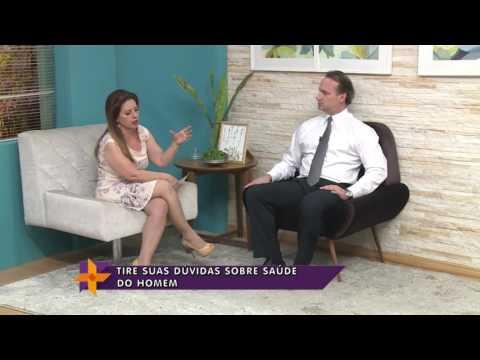 Entrevista com Dr Marcio Carvalho urologista sobre a saúde do homem