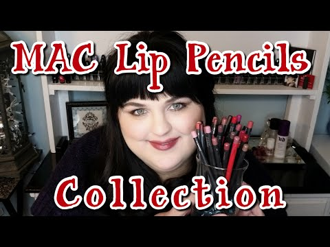 Liptensity Lip Pencil by MAC #10