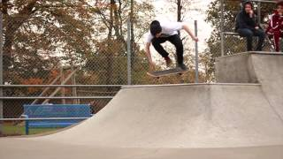 preview picture of video 'Locksmith Skateboards  Grimy Kingston Clips'