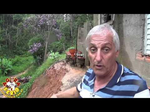Engenheiro Paschoal e Defesa Civil fala sobre a calamidade do Distrito dos Barnabés