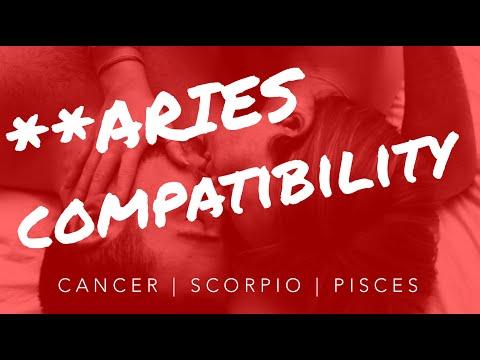 ARIES Sun Compatibility: Cancer | Scorpio | Pisces