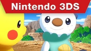 Nintendo 3DS - Pokémon Mystery Dungeon: Gates to Infinity Animation Special Part 1 - dooclip.me