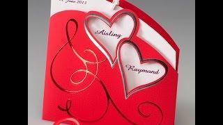 More than 150 Wedding Cards Designs Ideas