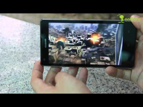 Huawei G700 Review, 5 inch MTK6589 Quad Core IPS Screen Smartphone