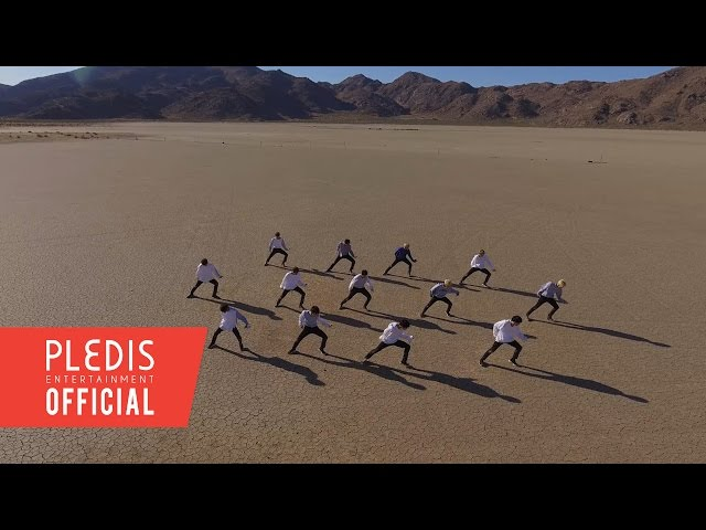 SEVENTEEN - Don't Wanna Cry (Music video)