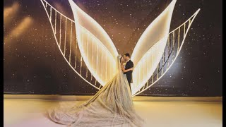 Groom Cries When He Sees His Bride - Most Emotional Bridal Entrance !