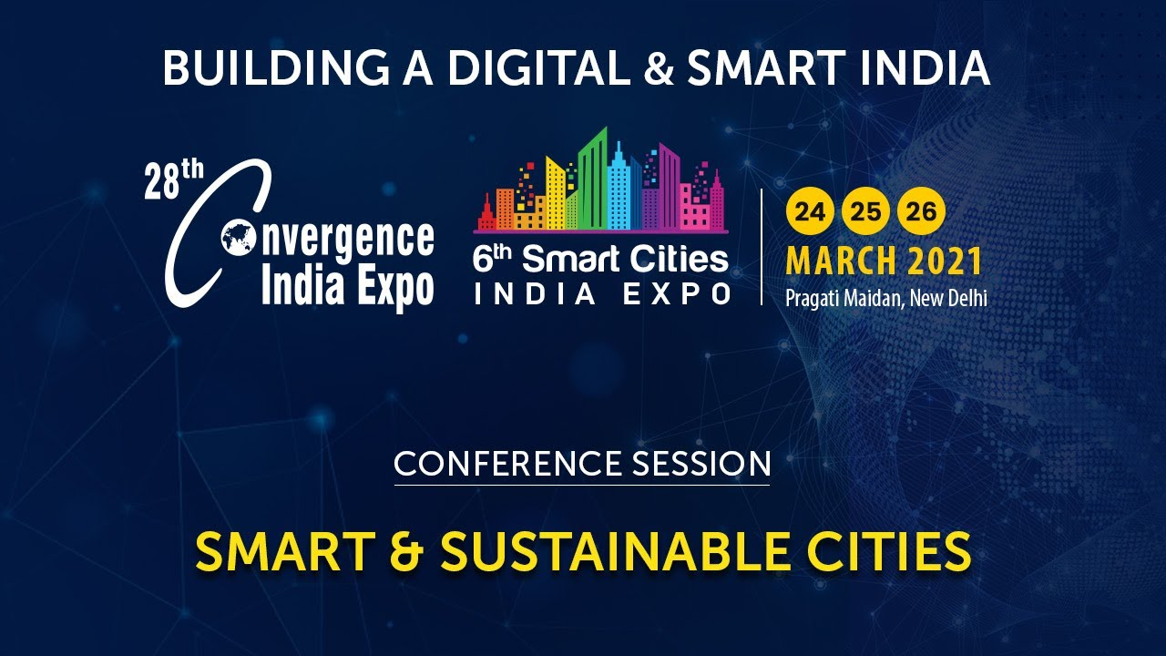Conference Session on Smart & Sustainable Cities