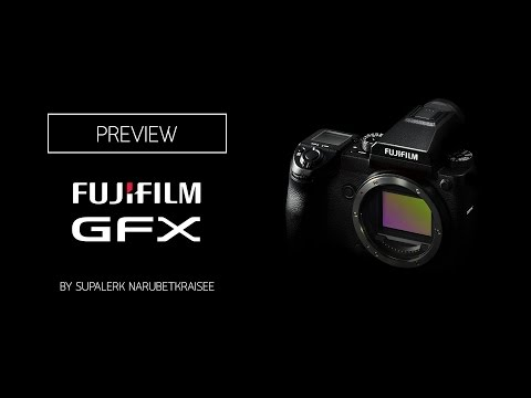 Preview Fujifilm GFX 50s [Thai] BY ThaiDphoto