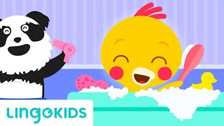 Bathroom Routine - Personal Hygiene For Kids | Lingokids - School Readiness In English