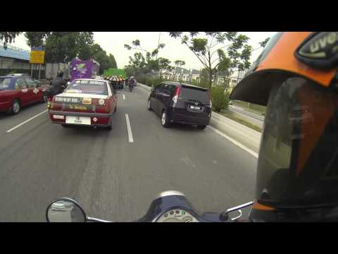 Vespa LX150   Ride to work