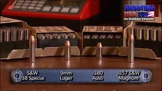 Talking Tech: Calibers & Cartridges | Shooting USA