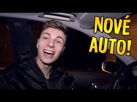 POŘÍDIL JSEM SI NOVÉ AUTO?