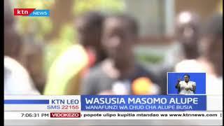 Wanafunzi wa chuo cha Alupe Busia wanalalamikia ukosefu wa vifaa