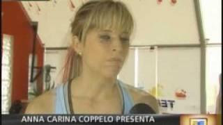 Anna Carina lanzamiento de Cielo Sin Luz (AE)